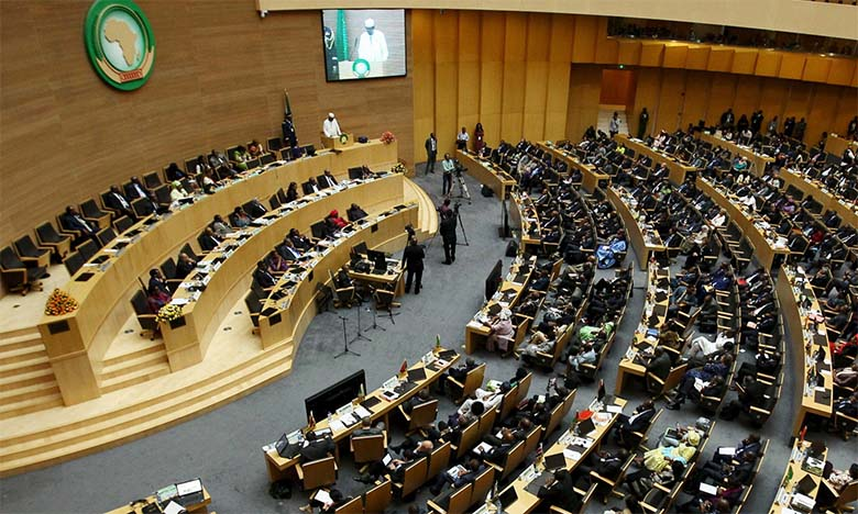 Le Maroc prône le dialogue et la concertation entre pays africains pour atténuer l'impact du Covid-19 sur la population et l'économie du continent