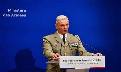 «Nos deux pays sont des puissances d'équilibre qui assument leur rôle avec fermeté et de façon maîtrisée»