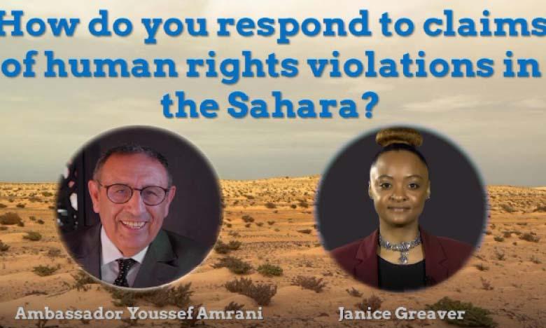 L'éclairage démystificateur de l'ambassadeur du Maroc  en Afrique du Sud