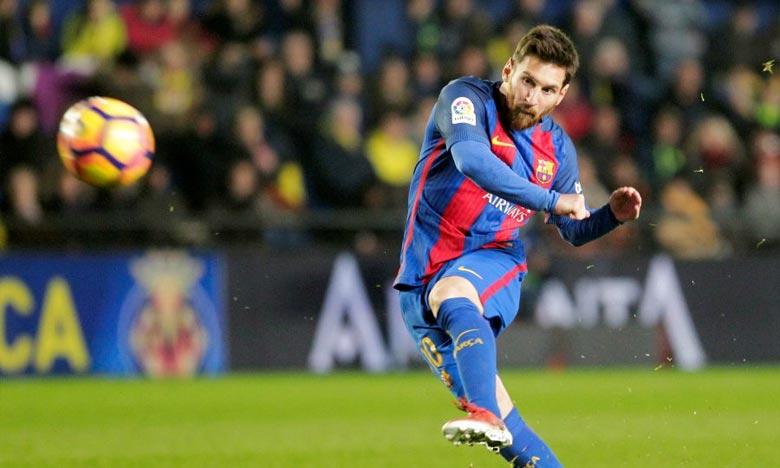 Selon le magazine américain Forbes, Messi sera le joueur de football le mieux payé de la planète en 2020 avec 126 millions de dollars. Ph : AFP.