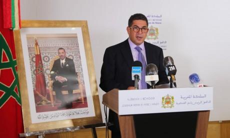 Conseil de gouvernement : Adoption d'un projet de décret portant création de nouveaux cercles et caïdats