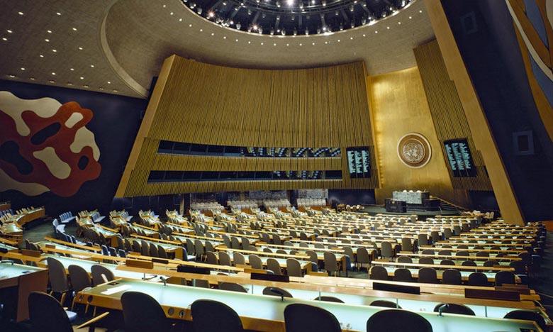 Covid-19 : L'AG de l'ONU adopte une résolution sur la réponse mondiale à la pandémie