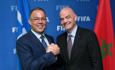 La FIFA ouvre la porte à Munir El Haddadi pour défendre les couleurs du Maroc