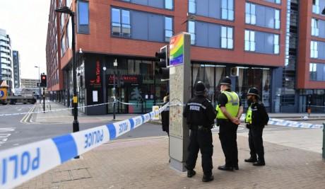 Grande Bretagne : plusieurs personnes poignardées à Birmingham