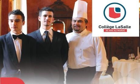 Collège LaSalle intègre la formation en hôtellerie