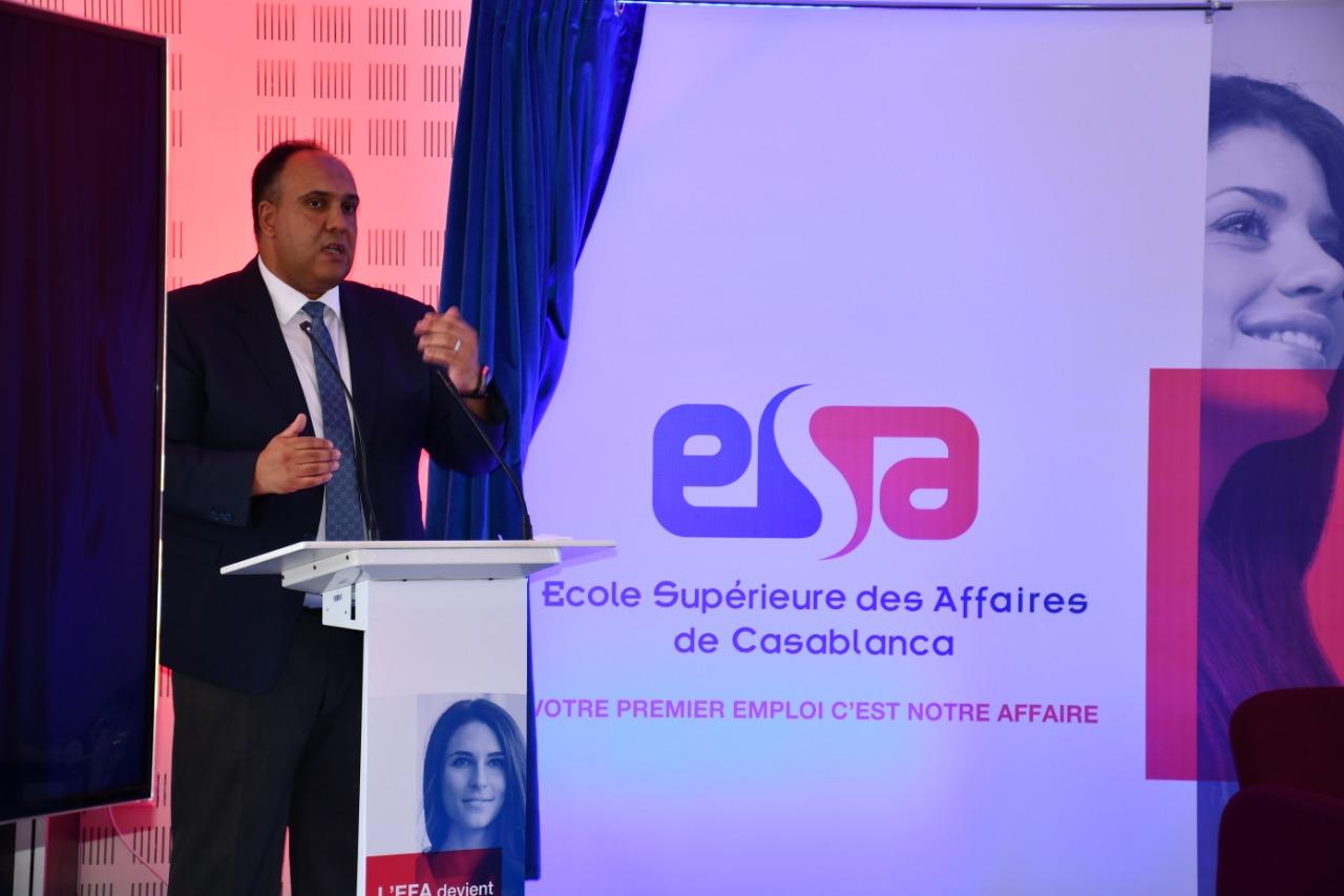 L'EFA se transforme et devient l'ESA Casablanca