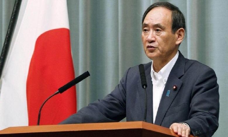 Yoshihide Suga succède à Shinzo Abe, ce qui lui ouvre ainsi la voie d'accès à la fonction de Premier ministre. Ph: DR.