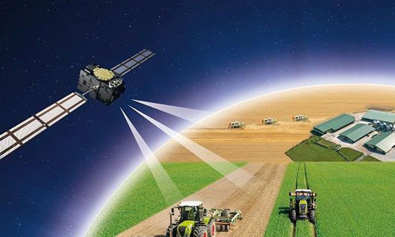 «Earth Map» permet de détecter et de quantifier les changements qui s'opèrent sur la surface de la Terre. Ph. DR