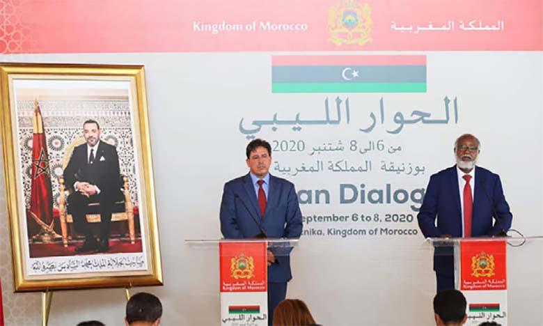 Le haut représentant de l'UE pour les Affaires étrangères et la politique de sécurité, Josep Borrell, se félicite de l'initiative marocaine d'accueillir le dialogue interlibyen