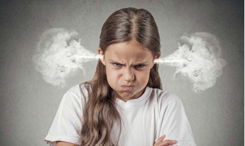 Mon enfant est vert de colère, que faire ?