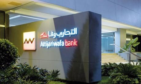Attijariwafa bank améliore son PNB de 5% à 12,4 MMDH au S1