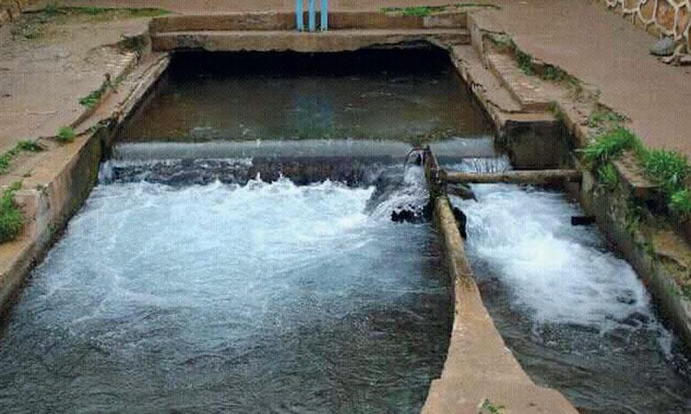 Élaboration d'un plan  de gestion des eaux de Aïn Abaynou