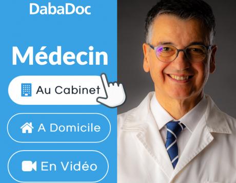 DabaDoc lance le service de consultation à domicile