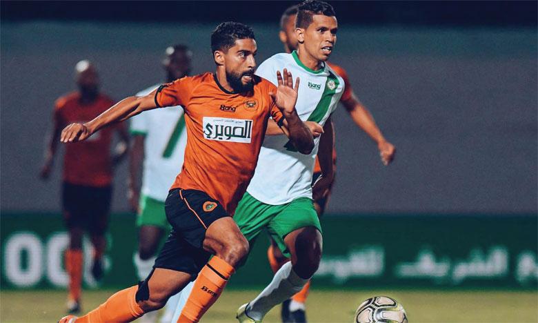 La RSB enfonce l'Olympique de Khouribga  et s'empare de la 3e place