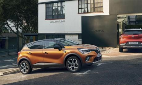 Pari gagné pour le nouveau Renault Captur
