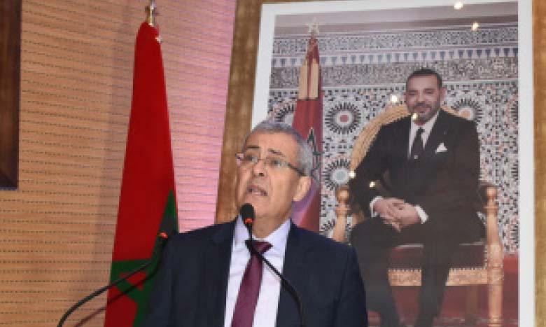 Le ministre de la Justice insiste sur la nécessité de la bonne gouvernance des ressources