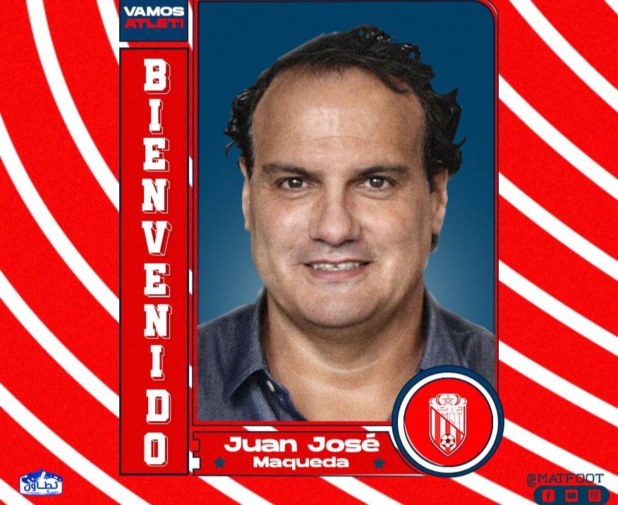 Juan Carlos Maqueda nouvel entraîneur du Moghreb de Tétouan