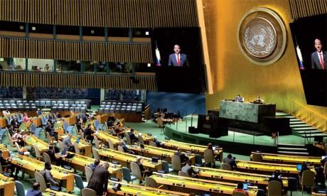 Soutien renouvelé à la marocanité du Sahara et à l'Initiative d'autonomie dans les provinces du Sud