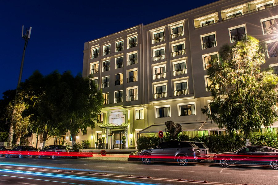 Le Casablanca Hôtel labelisé POSI CHECK par Cristal International standards