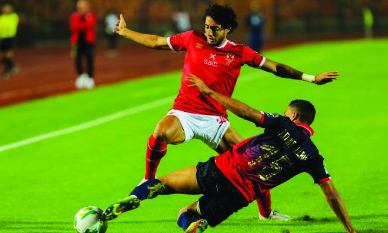 Inférieurs dans tous les compartiments de jeu, le WAC a été logiquement éliminé par  à Al Ahly d'Égypte en demi-finale de la Ligue des champions.