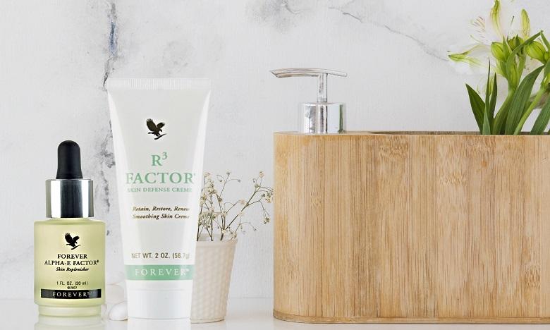 Forever: voici les deux produits à adopter pour préparer votre peau aux rudesses de l'hiver