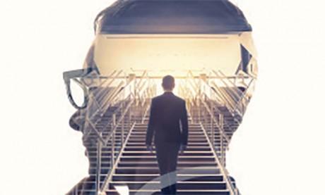 La posture de l'observateur permet de réduire les excès d'importance générés par le stress induit par la crise. Ph. Shutterstock