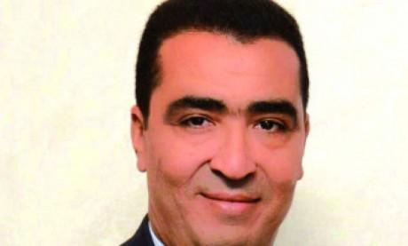 Abdelouahab Ennaciri, directeur général de Scama (Ford Maroc).