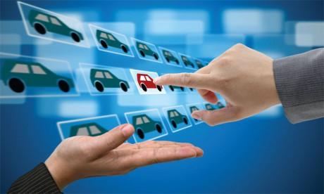 e-automobile : les concessionnaires se mettent à la vente en ligne
