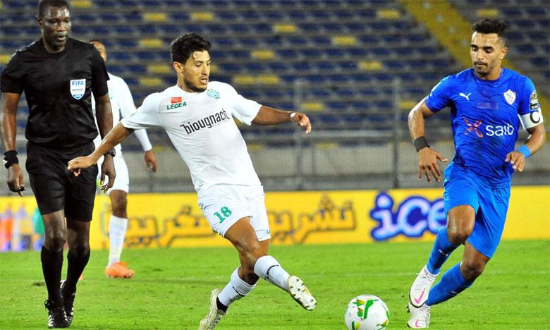 Abdelilah Hafidi fait partie des neuf joueurs testés positif au coronavirus Covid-19.