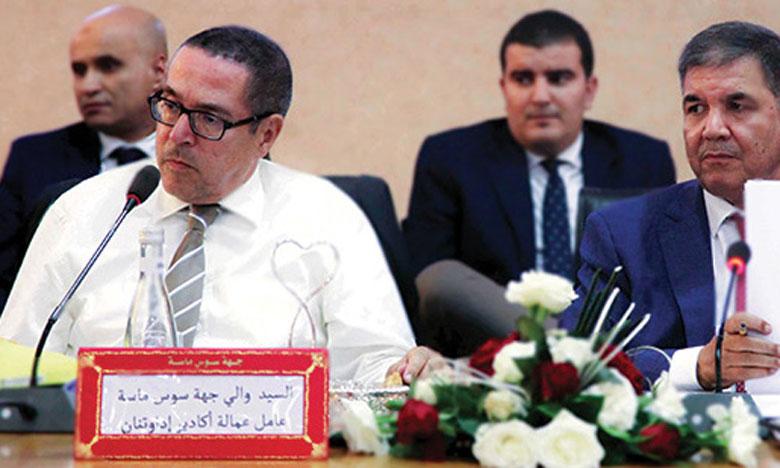 Le projet de budget 2021 au centre de  la session ordinaire du Conseil de la région