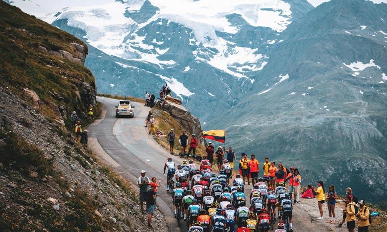 En raison de la pandémie de Covid-19, la présentation du parcours du Tour de France 2021 ne se fera pas dans une grande salle parisienne. Ph : DR
