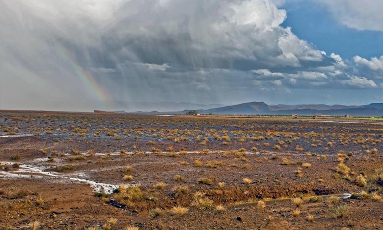 La DGM prévoit pour la journée de ce jeudi, un temps nuageux avec pluies ou averses parfois orageuses sur l'Atlas, ses plaines Ouest, le Sud-est, le Rif, le Saïss, la Méditerranée et le Souss.  Ph : DR