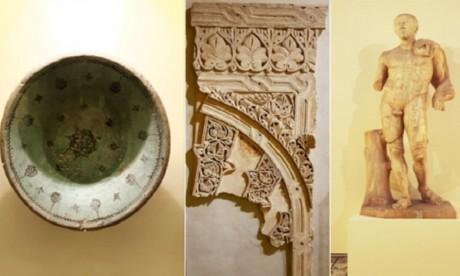 """Exposition : """"le Maroc à travers les âges"""" jusqu'au 30 janvier 2021"""