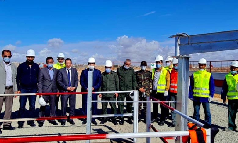 Le projet permettra de raccorder de nombreux quartiers au réseau d'assainissement liquide et contribuer à l'amélioration de l'offre urbaine à l'échelle de la ville de Safi. Ph : DR
