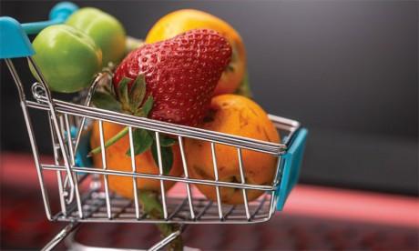 Les produits agricoles, du panier à l'assiette en quelques clics
