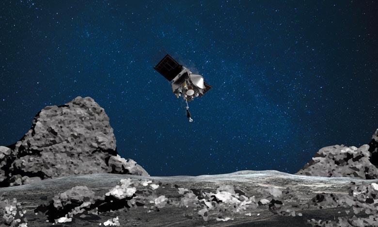 La NASA veut envoyer deux astronautes américains, dont une femme, sur la Lune en 2024 lors de la mission Artémis 3. Ph : AFP