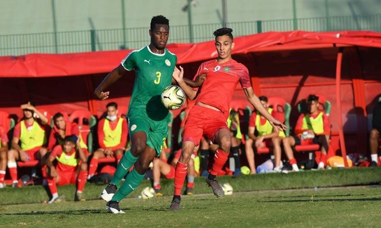 Les deux sélections se retrouveront mardi prochain toujours au Complexe Mohammed VI pour un second match amical.. Ph. FRMF