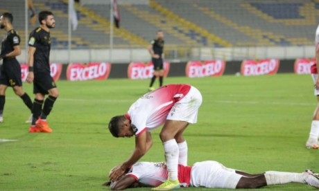 Amorphe, le Wydad se fait cueillir face  à Al Ahly et s'éloigne de la finale