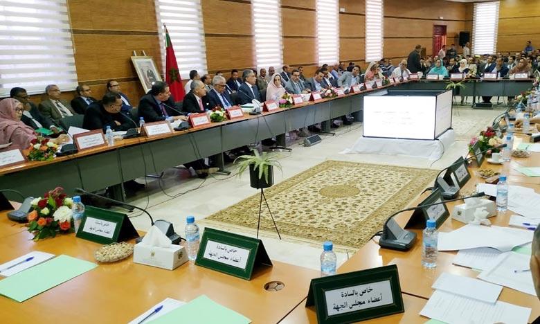 Le renforcement de l'offre universitaire a été approuvé par le Conseil de la région réuni lundi en session extraordinairer. Ph : MAP/Archives