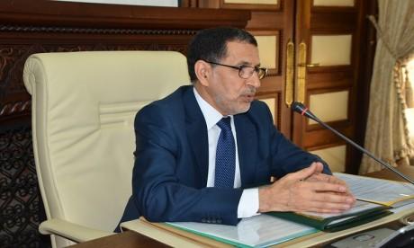 Conseil du gouvernement : L'état d'urgence sanitaire prolongé jusqu'au 10 novembre