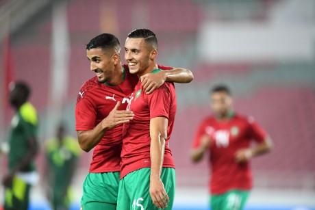 Amical : Le Maroc s'impose face au Sénégal 3-1