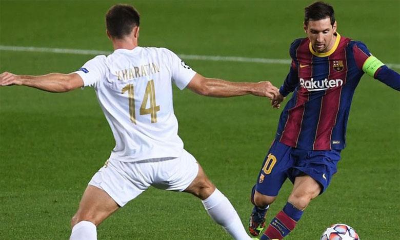 En ouvrant le score pour le Barça sur pénalty, Lionel Messi est devenu le premier joueur de l'histoire à marquer durant 16 campagnes de la Ligue des champions, révèle Opta.