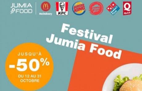 Covid-19 : Jumia lance le Food Festival en soutien aux professionnels de la restauration