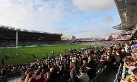 Rugby  : Plus de 40.000 spectateurs attendus à l'Eden Park d'Auckland