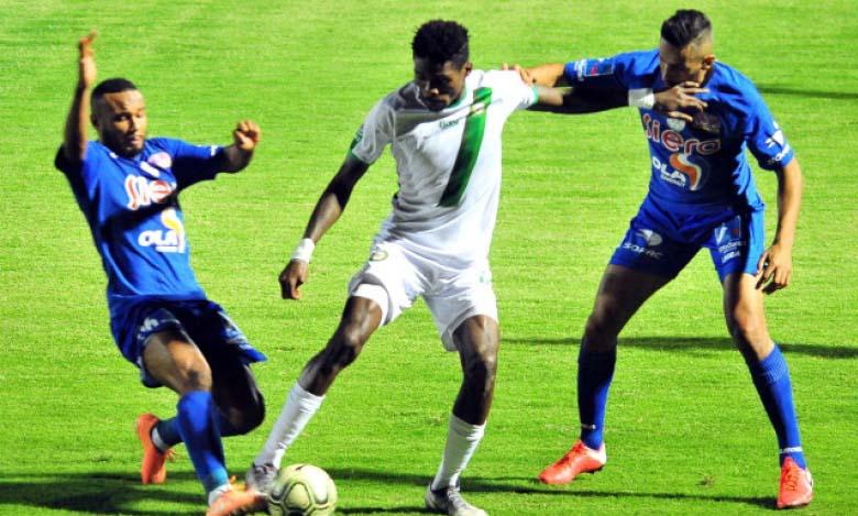 Hamza Kalai suspendu deux matchs, le Raja et le FUS mis  à l'amende