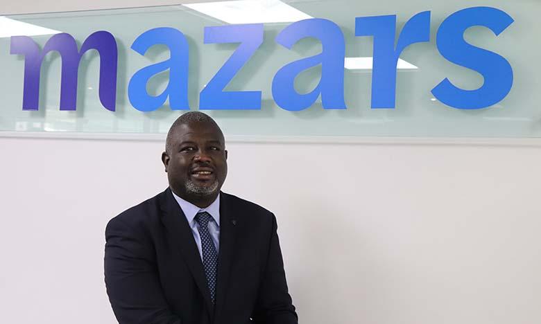 Abdou Diop, Managing Partner Mazars Maroc