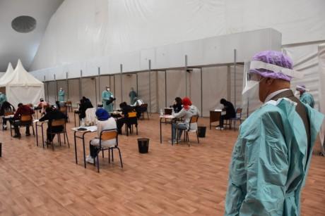 Examen régional unifié : Les élèves atteints de Covid-19 accueillis dans de bonnes conditions