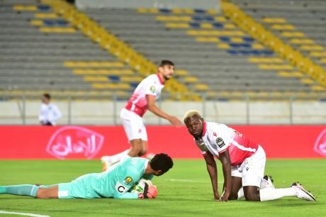 Le Wydad s'incline face à Al Ahly en demi-finale aller