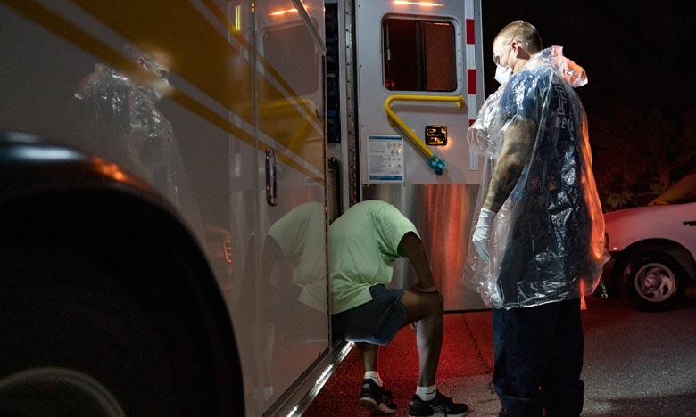 Les Etats-Unis recensaient au total, jeudi soir, 228.625 décès depuis le début de la pandémie, et 8,94 millions de cas. Ph :  AFP