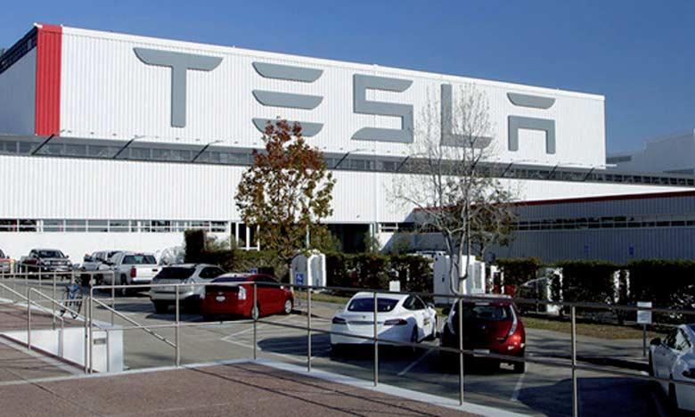 Tesla rappelle plus de 48.000 véhicules en Chine